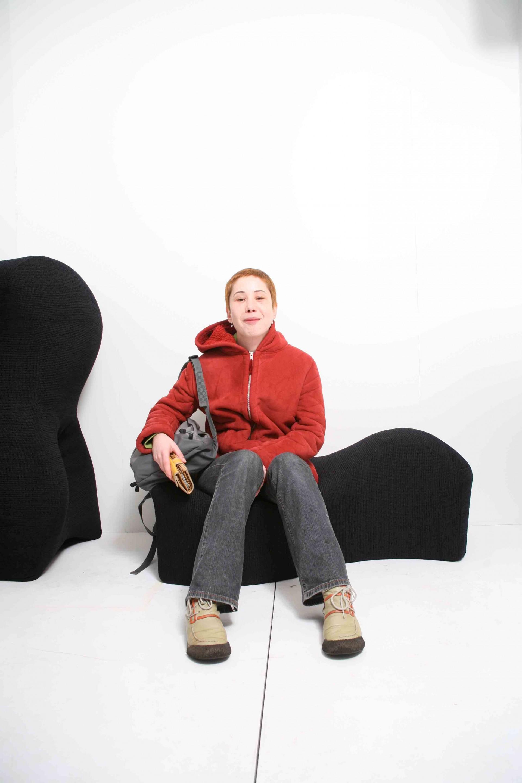 BOGOMIR DORINGER <sub>1.0</sub> Illegal Chair <sub>2004</sub>